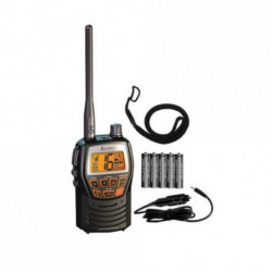 RADIO MARINA COBRA VHF 3W.(MR HH125)