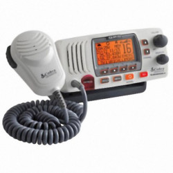 RADIO MARINA COBRA VHF 25W.(MR F77W GPS)