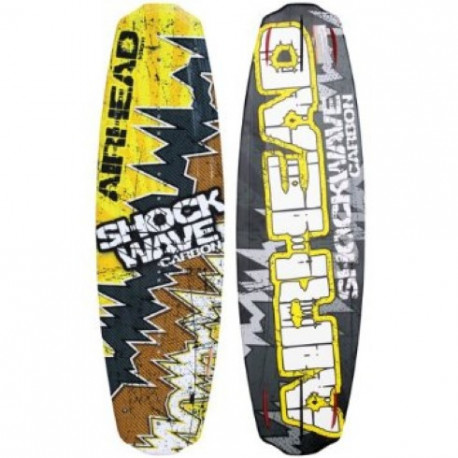 WAKEBOARD SHOCKWAVW CARBON (AHW-8010)