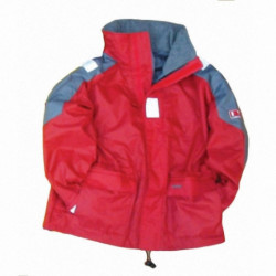 CHAQUETA SAILING RED (M)(40296)