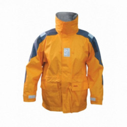 CHAQUETA SAILING YELLOW (M)(40306)