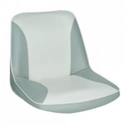 ASIENTO PVC GRIS/BLANCO (MA 701-32)