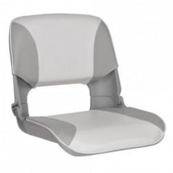 ASIENTO PVC GRIS/BLANCO (MA 703-32)