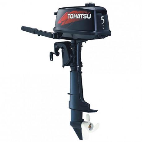 MOTOR TOHATSU 5 HP BDL