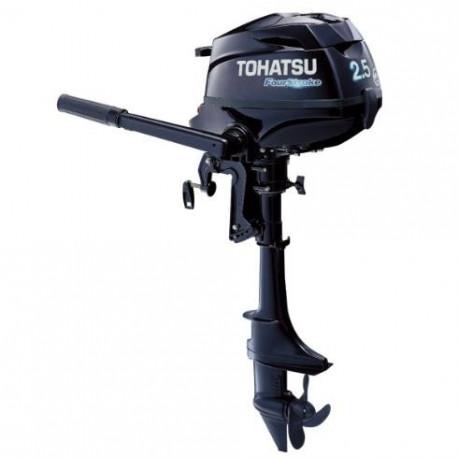MOTOR TOHATSU MFS 2.5 HP A S