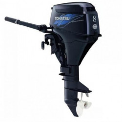 MOTOR TOHATSU MFS 8 HP A3 L