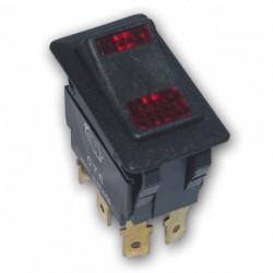 INTERRUPTOR 3P. C/LED (58328-26)