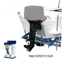 FUNDA CUB. CAB. MOTOR 9.9/15HP(MA 074-1)